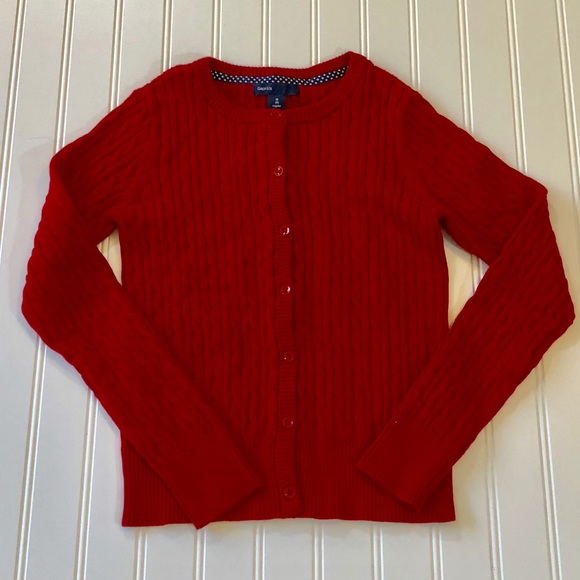 003ec7b1e41 GapKids Girls Cardigan Sweater NWT